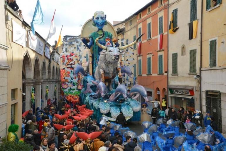Carnevale Toscano: Foiano della Chiana