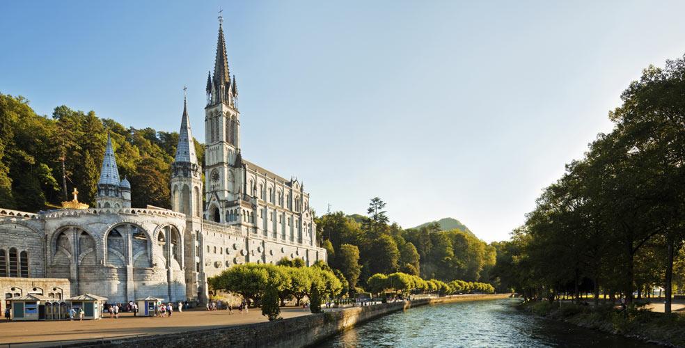 Le Terre di Provenza e Lourdes