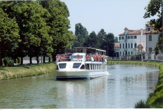 Navigazione Riviera del Brenta