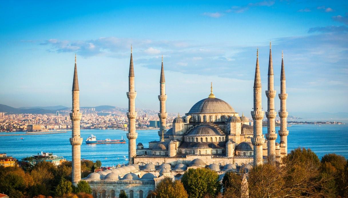 01 Maggio ad Istanbul
