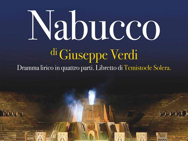 Arena di Verona: Nabucco