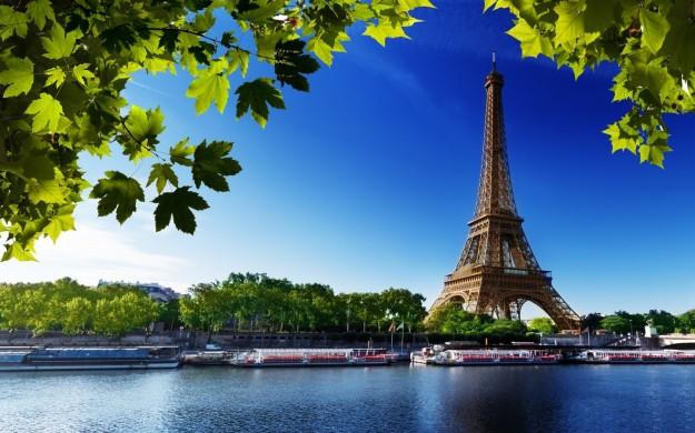Pasqua oppure 25 Aprile a Parigi