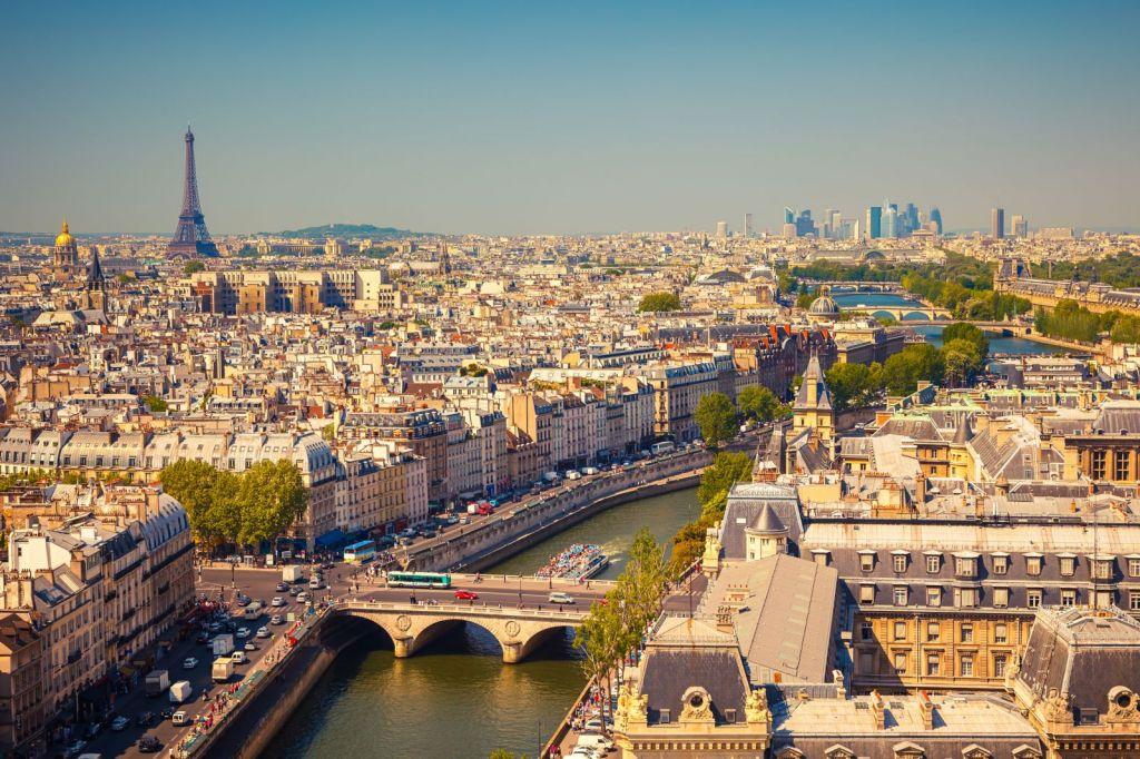 Primo Maggio a Parigi