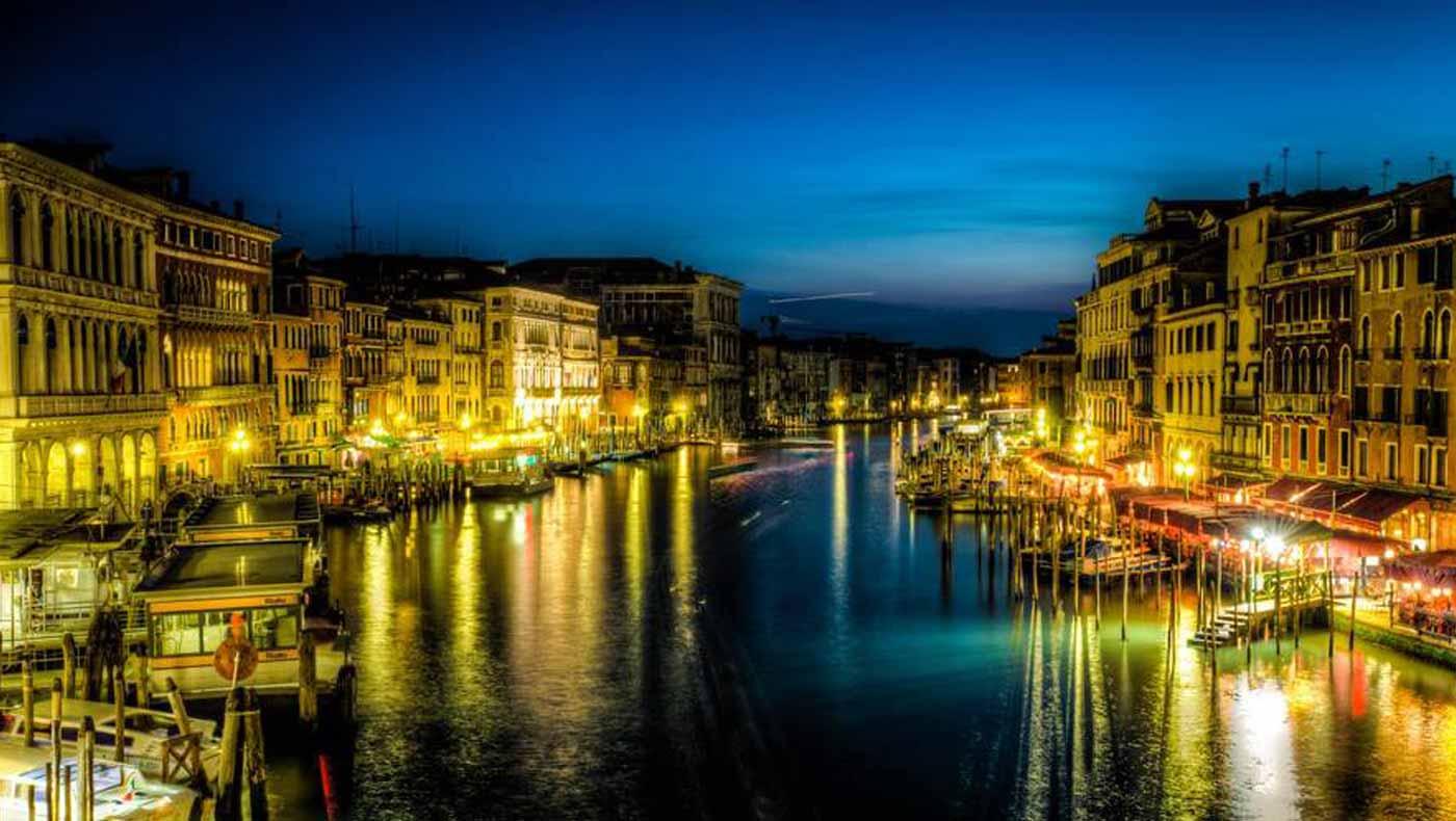Magia: Venezia di Notte