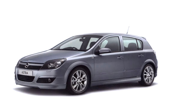 Opel Astra 1.7 dtci