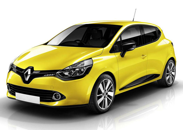 Renault New Clio 1.5 dtci