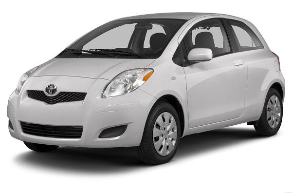 Toyota yaris 1.4 dci